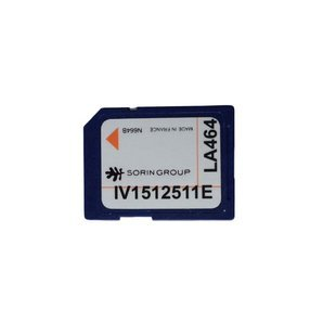 Carte mémoire SD 256Mo pour Holter Spiderview et SpiderFlash