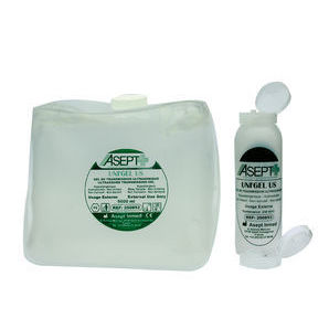 Gel de contact transparent Asept (Bidon de 5 litres)